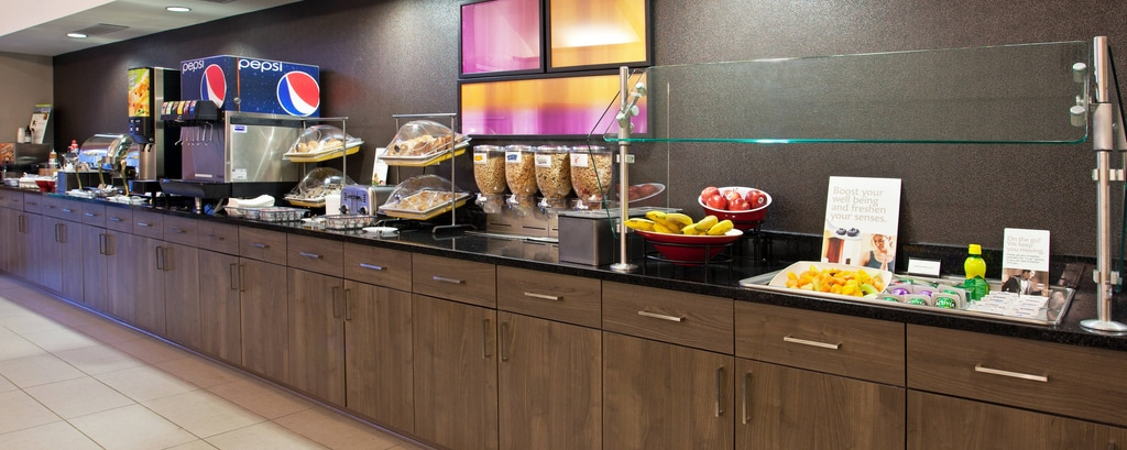 Pittsburgh Airport Hotel Breakfast Buffet