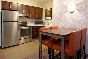 Pittsburgh Airport Two-Bedroom Suite