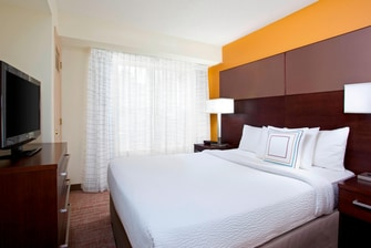 Hotel near heinz field residence inn pittsburgh airport for 2 bedroom suites in pittsburgh pa