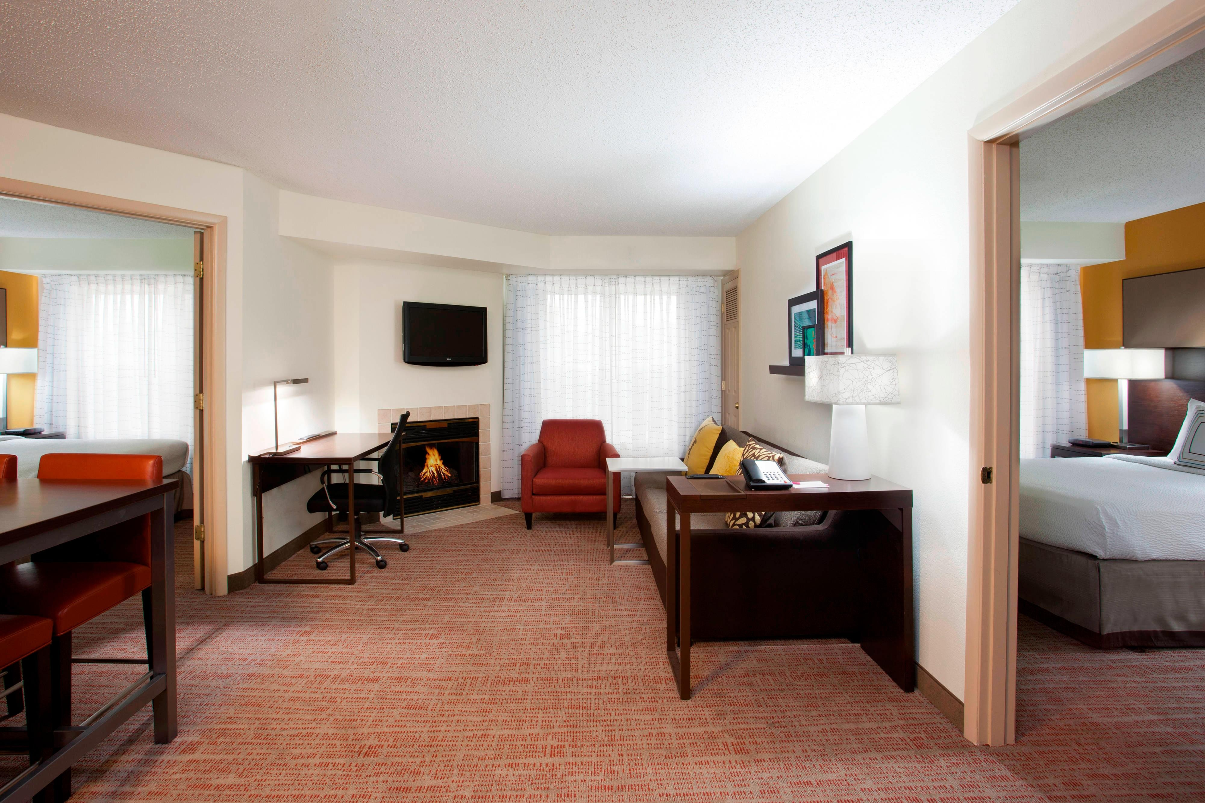 Pet Friendly Hotels In Pittsburgh Residence Inn Pit Airport