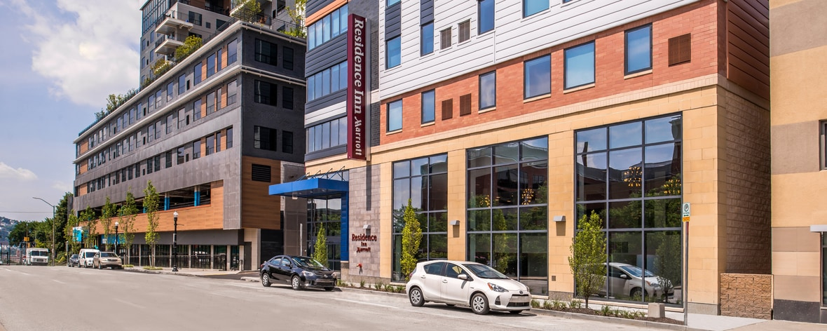 Extended-Stay Hotel in Pittsburgh | Residence Inn Pittsburgh