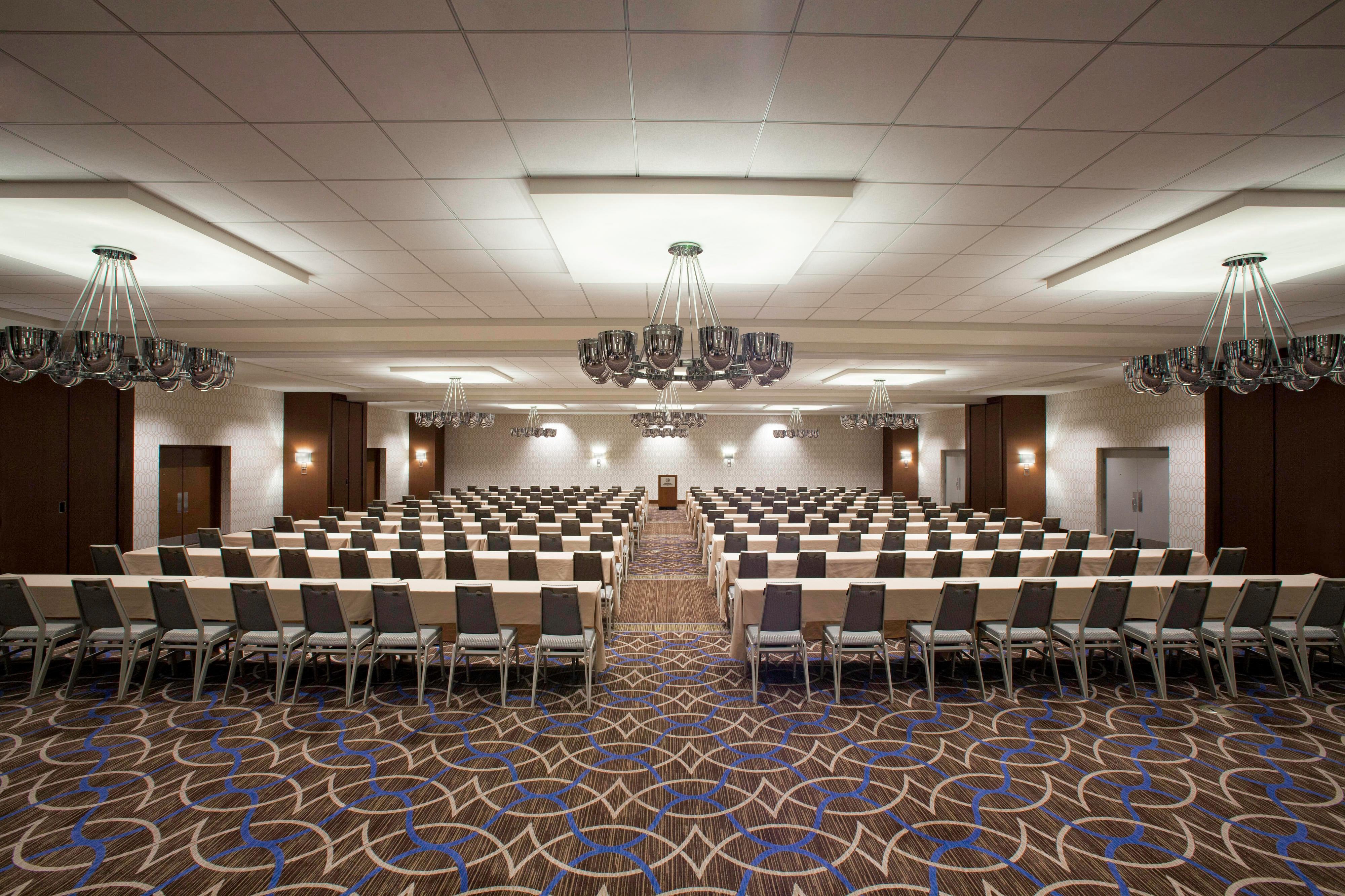Ballroom - Classroom Meeting