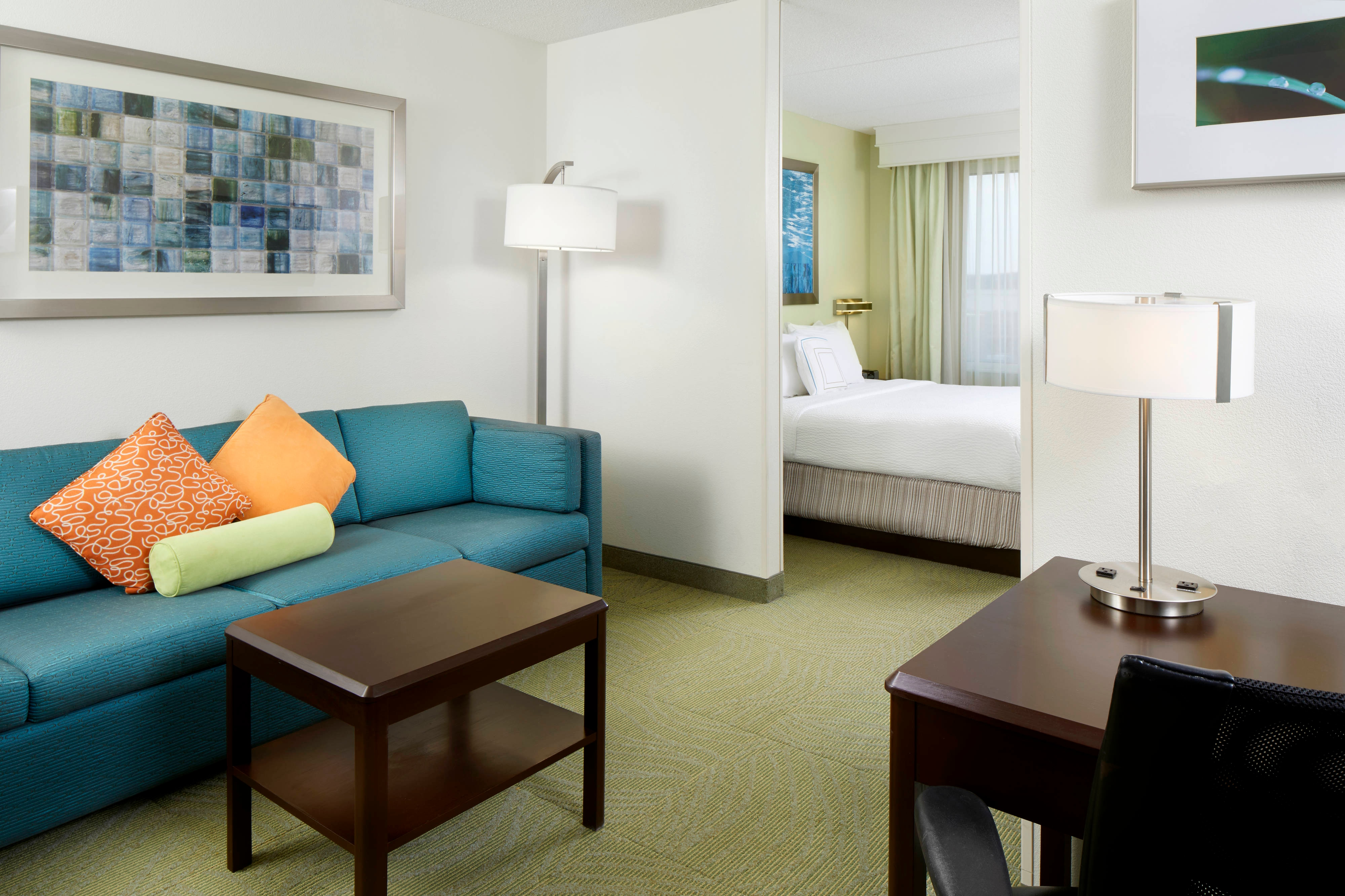 Hotel Accommodations Near Pittsburgh International Airport Springhill Suites