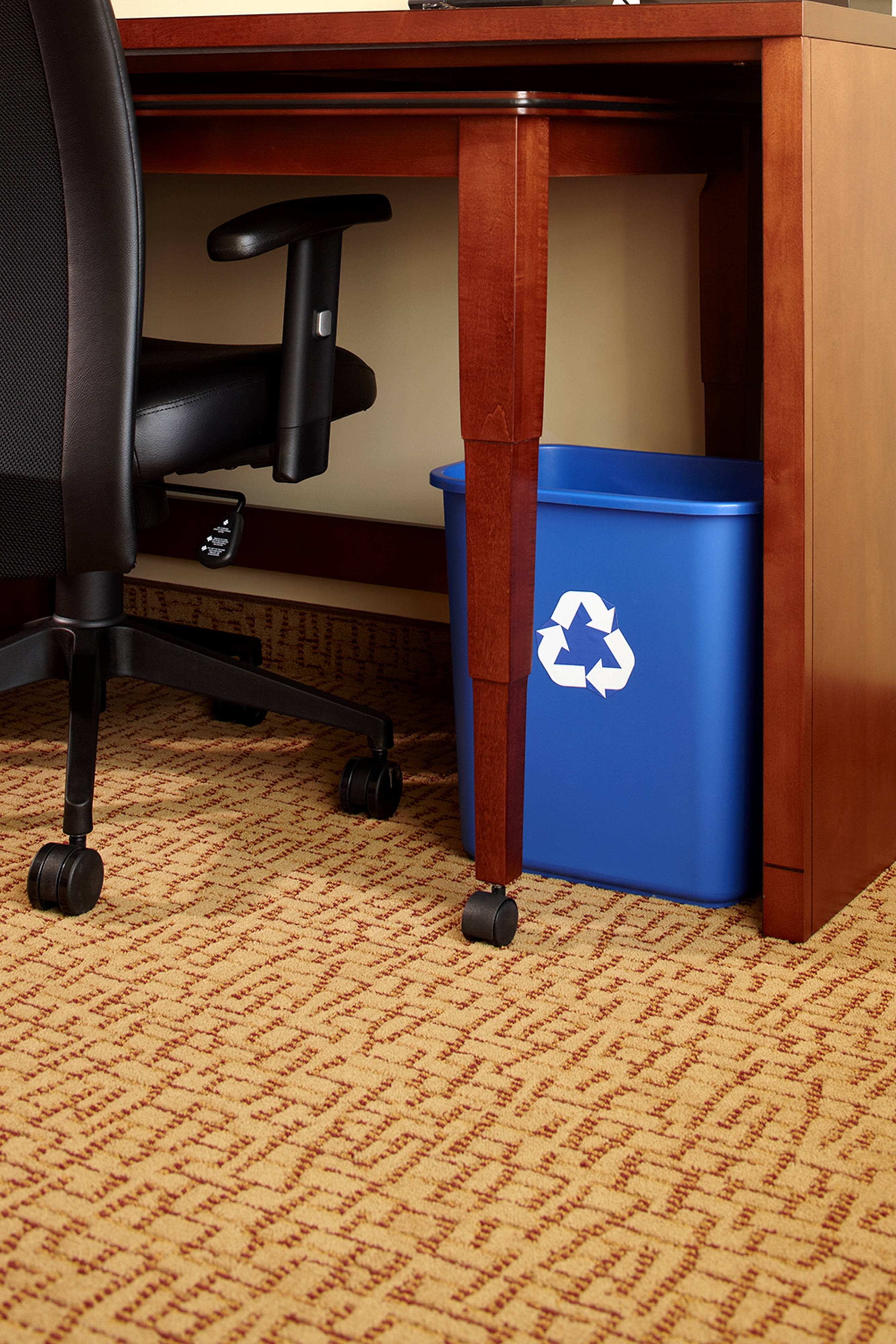 In-Room Recycling