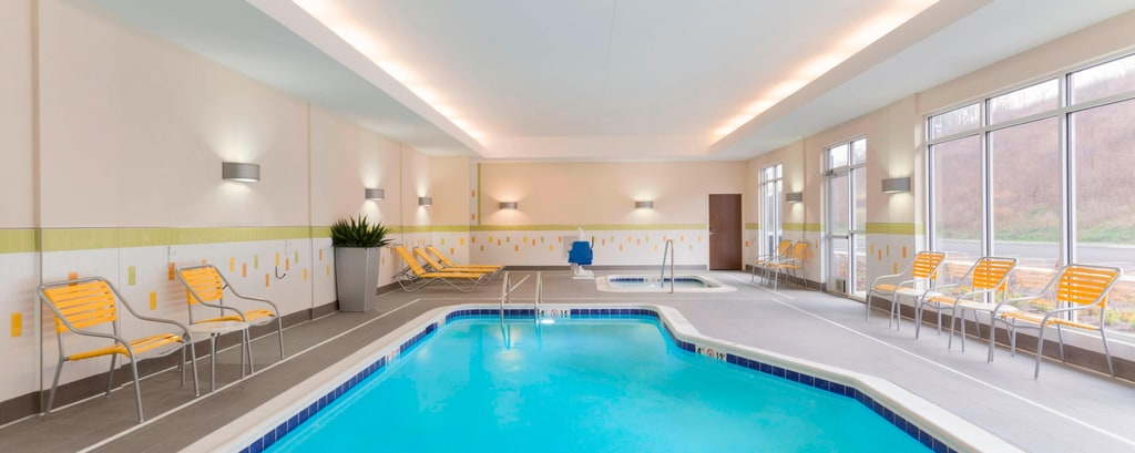 Pittsburgh Hotels With Indoor Pool Fairfield Inn Suites Pittsburgh Airport