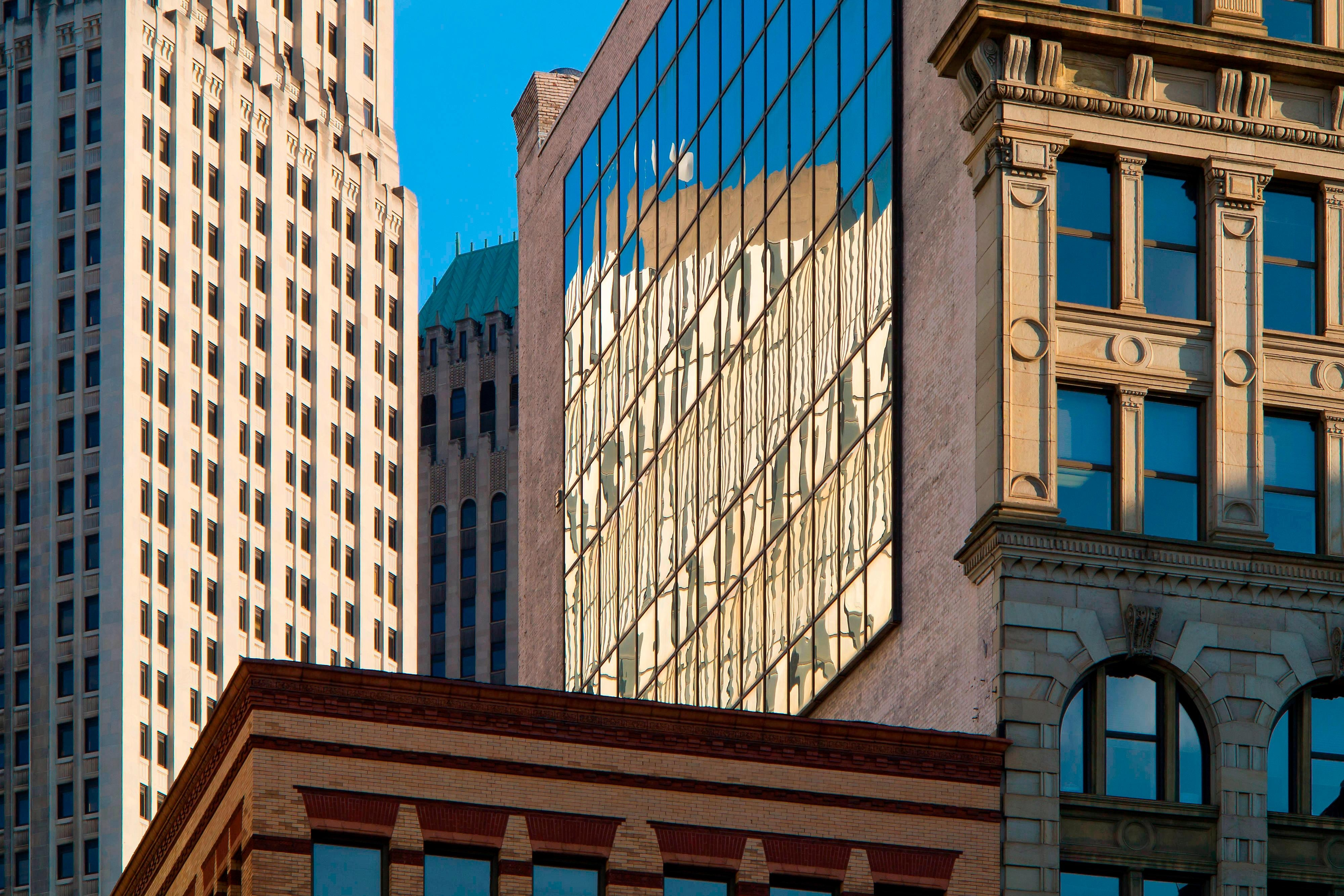 Downtown Architecture