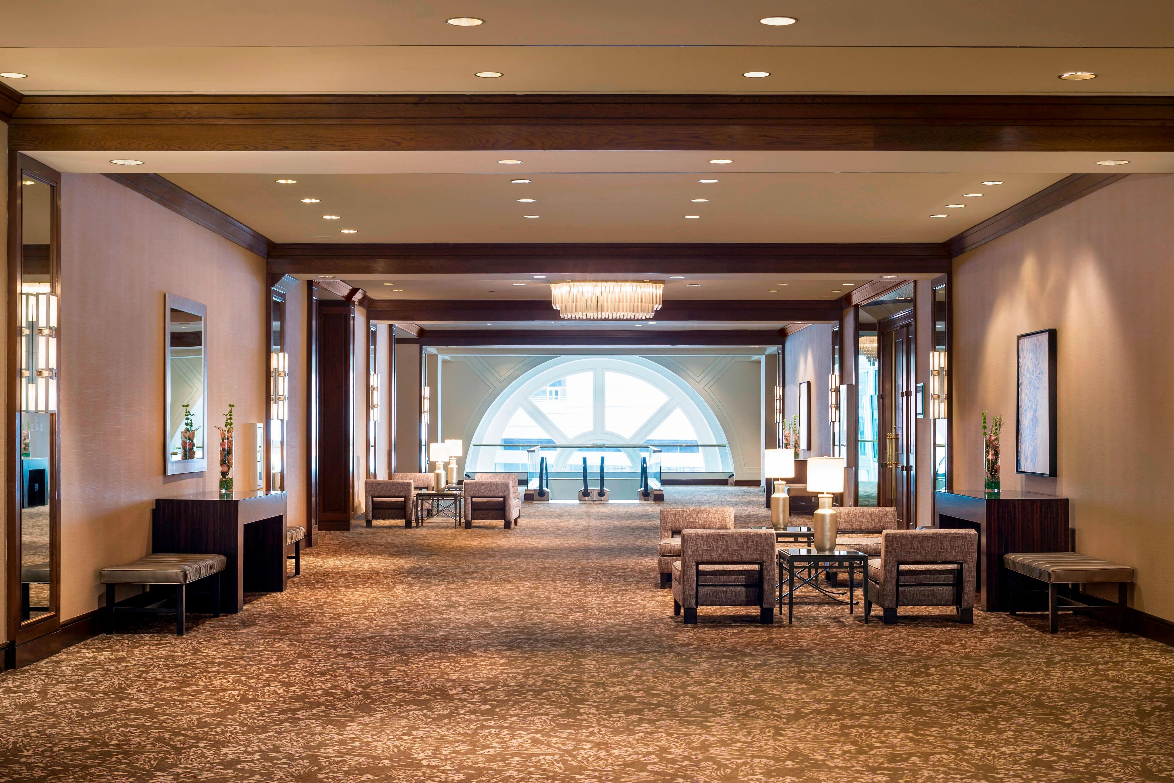Westin Convention Center Pittsburgh Ballroom Foyer