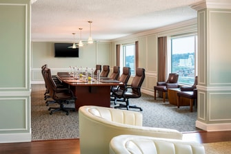 Westin Convention Center Pittsburgh Executive Boardroom