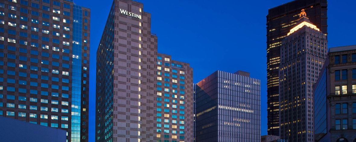Downtown Pittsburgh Pa Hotel The Westin Pittsburgh