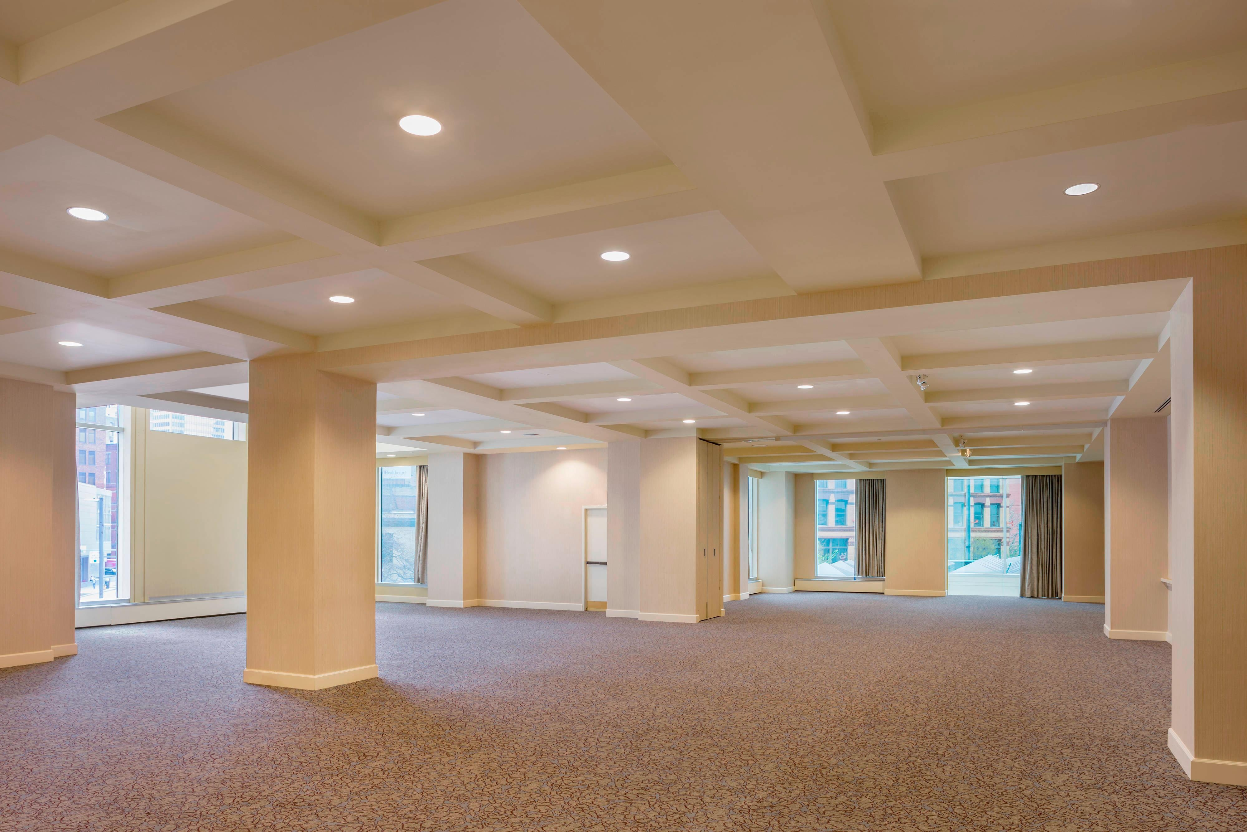 Westin Convention Center Pittsburgh Pennsylvania Meeting space