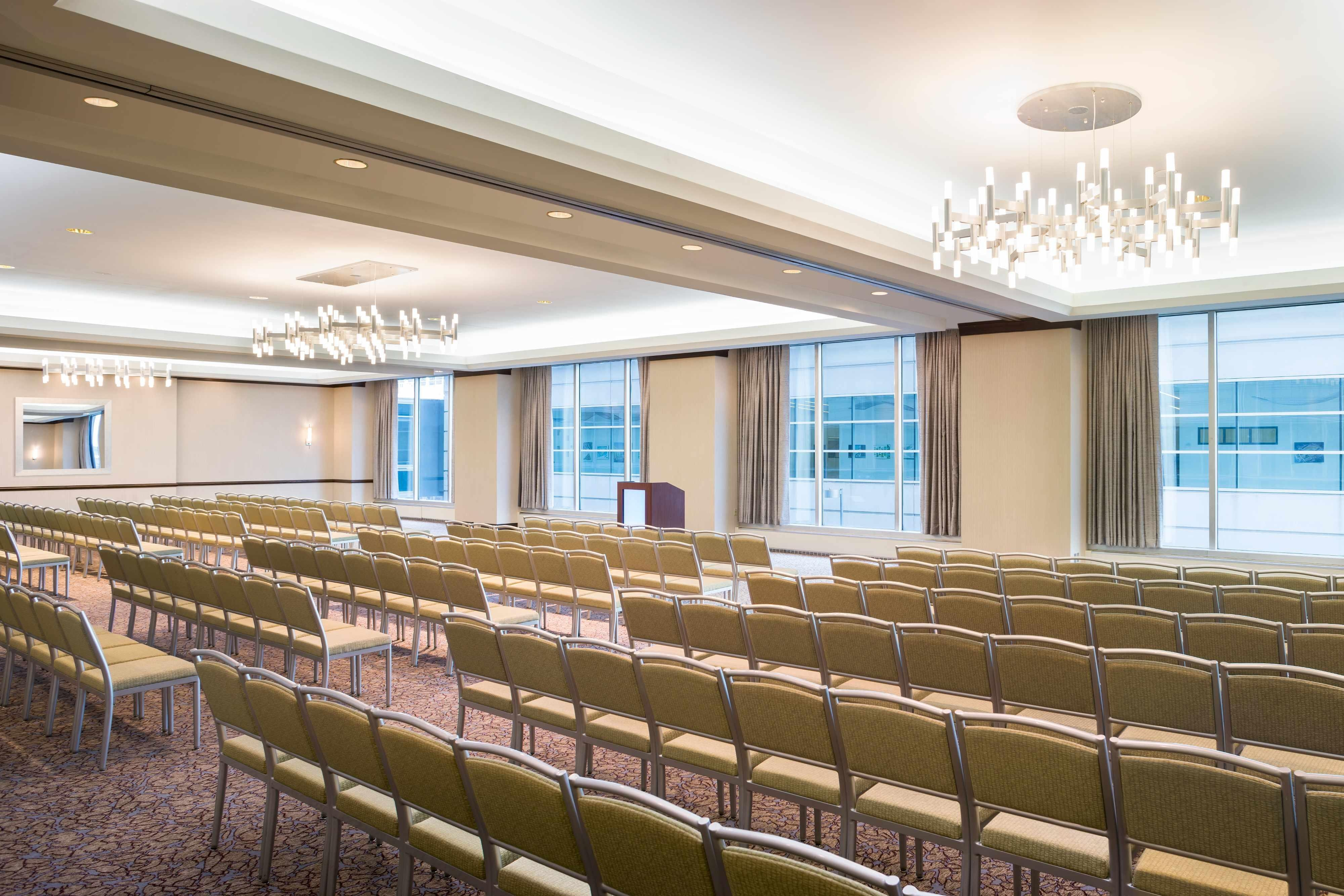 Westin Convention Center Pittsburgh Westmoreland Ballroom Meeting