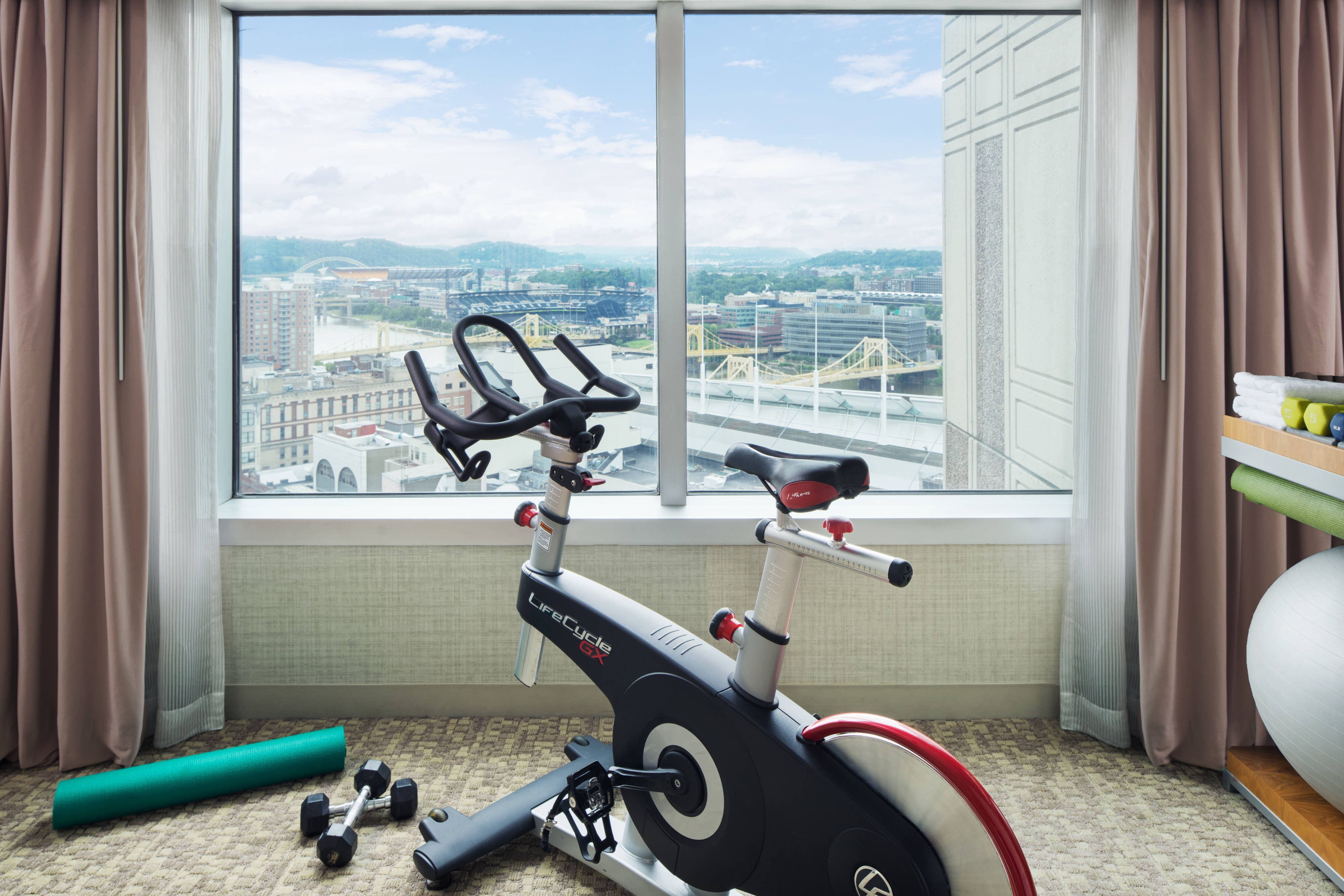 Westin Workout Suite