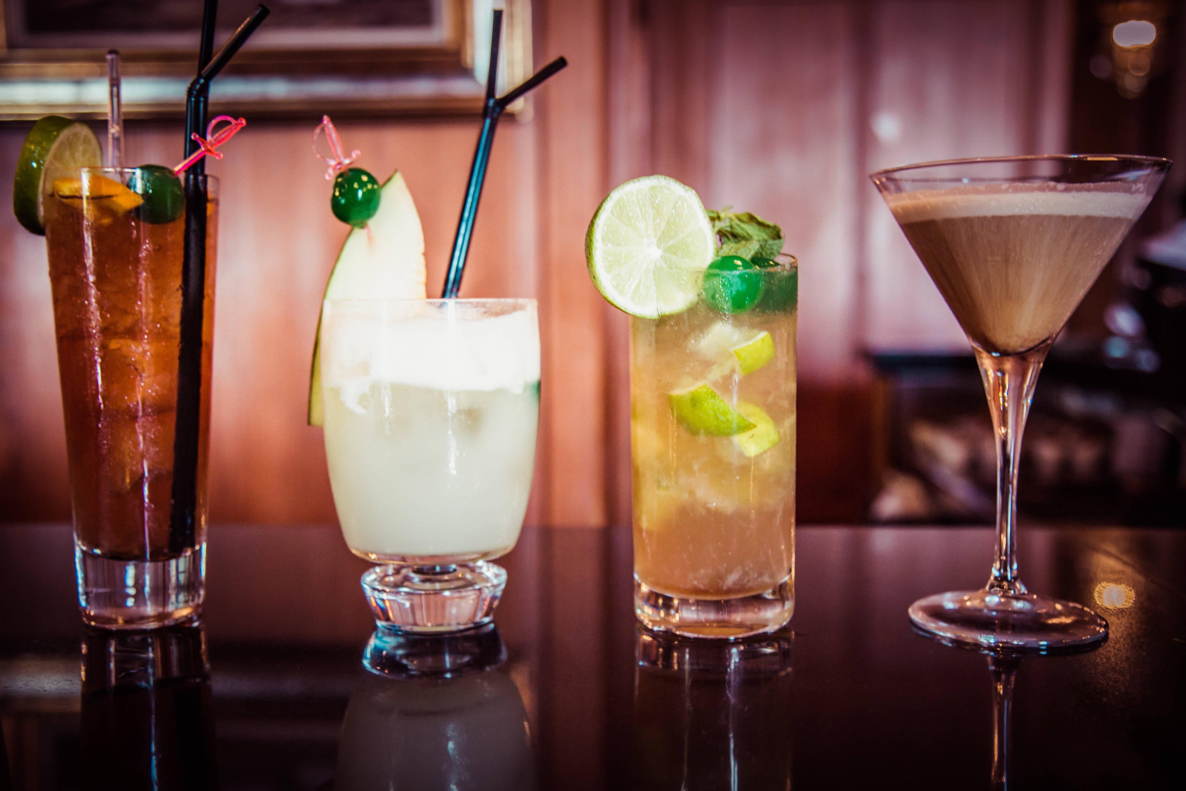 Bar Armas Cocktails