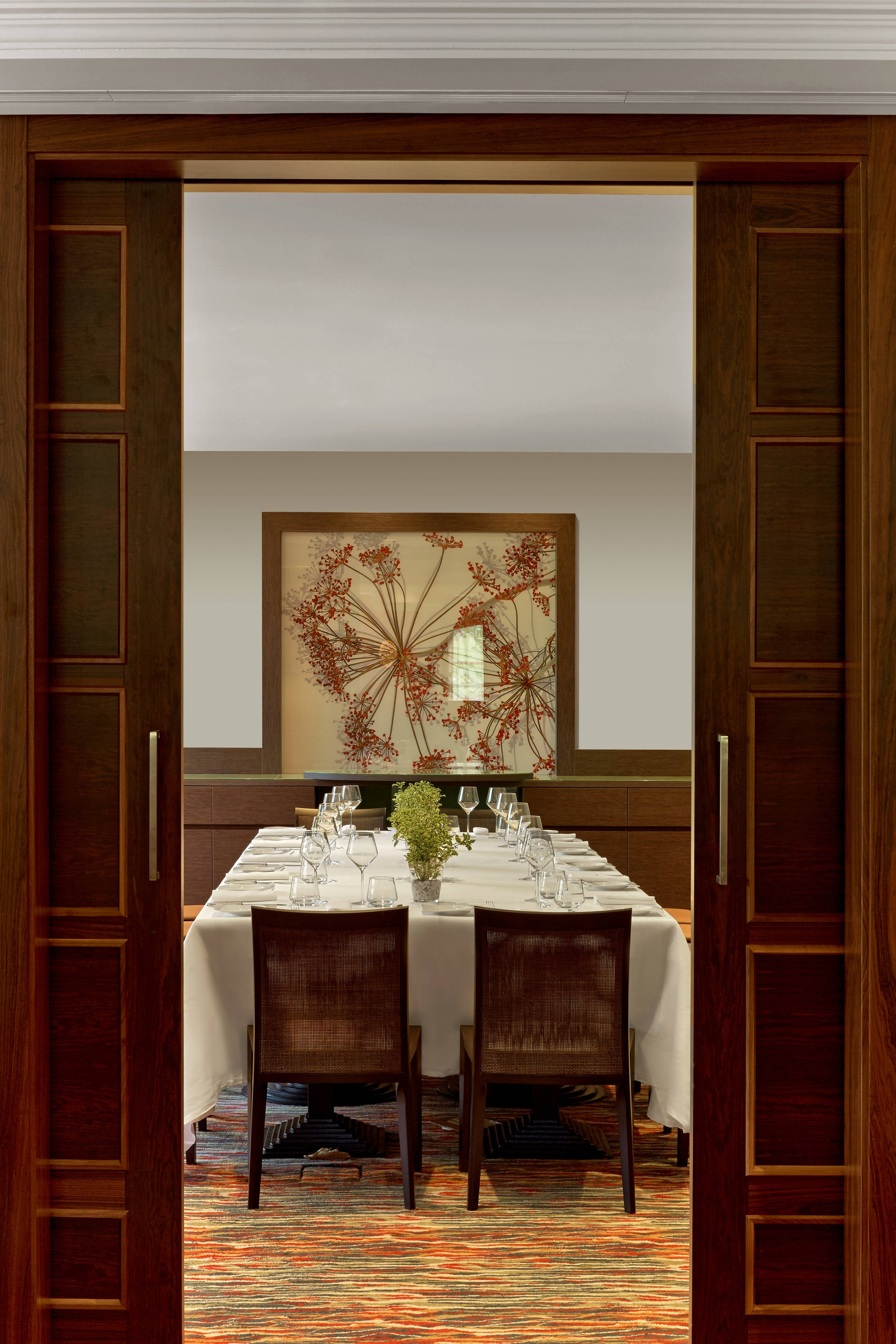 Private Dining Room S´Estaca