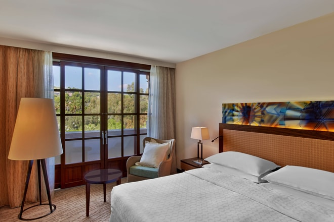 Hole in One Suite Room
