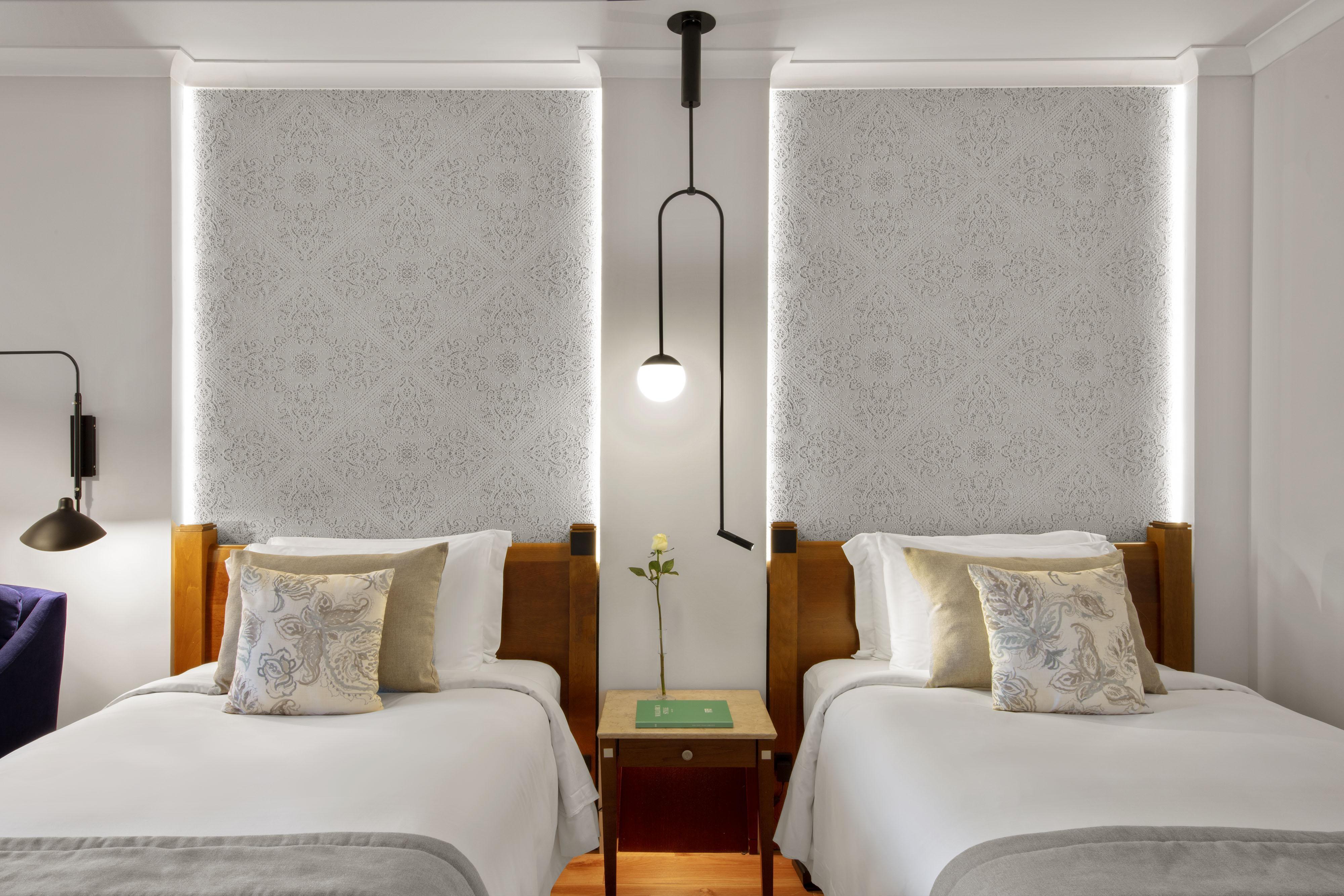 Quarto Grand Deluxe camas de solteiro