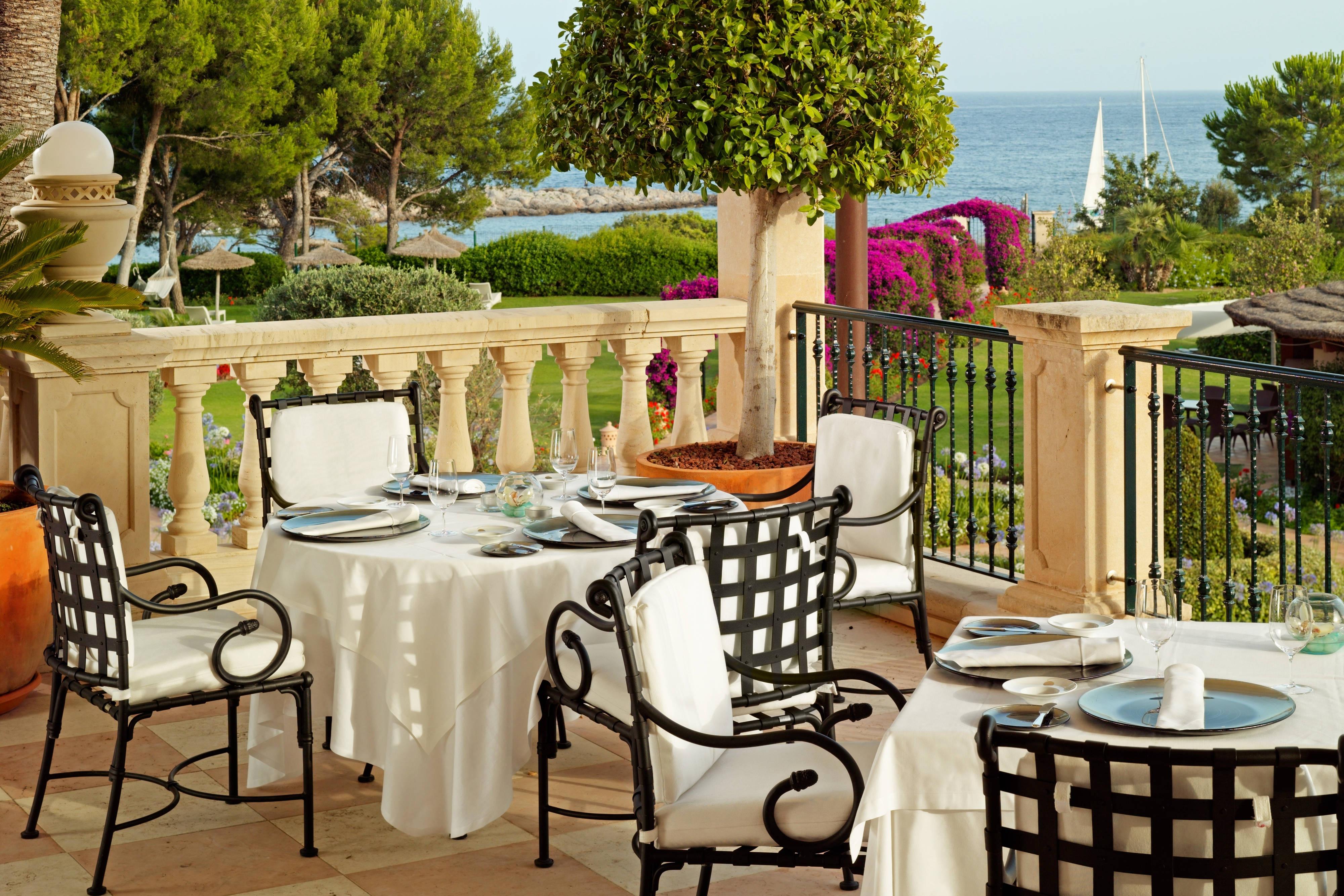 Restaurant Es Fum - Terrace