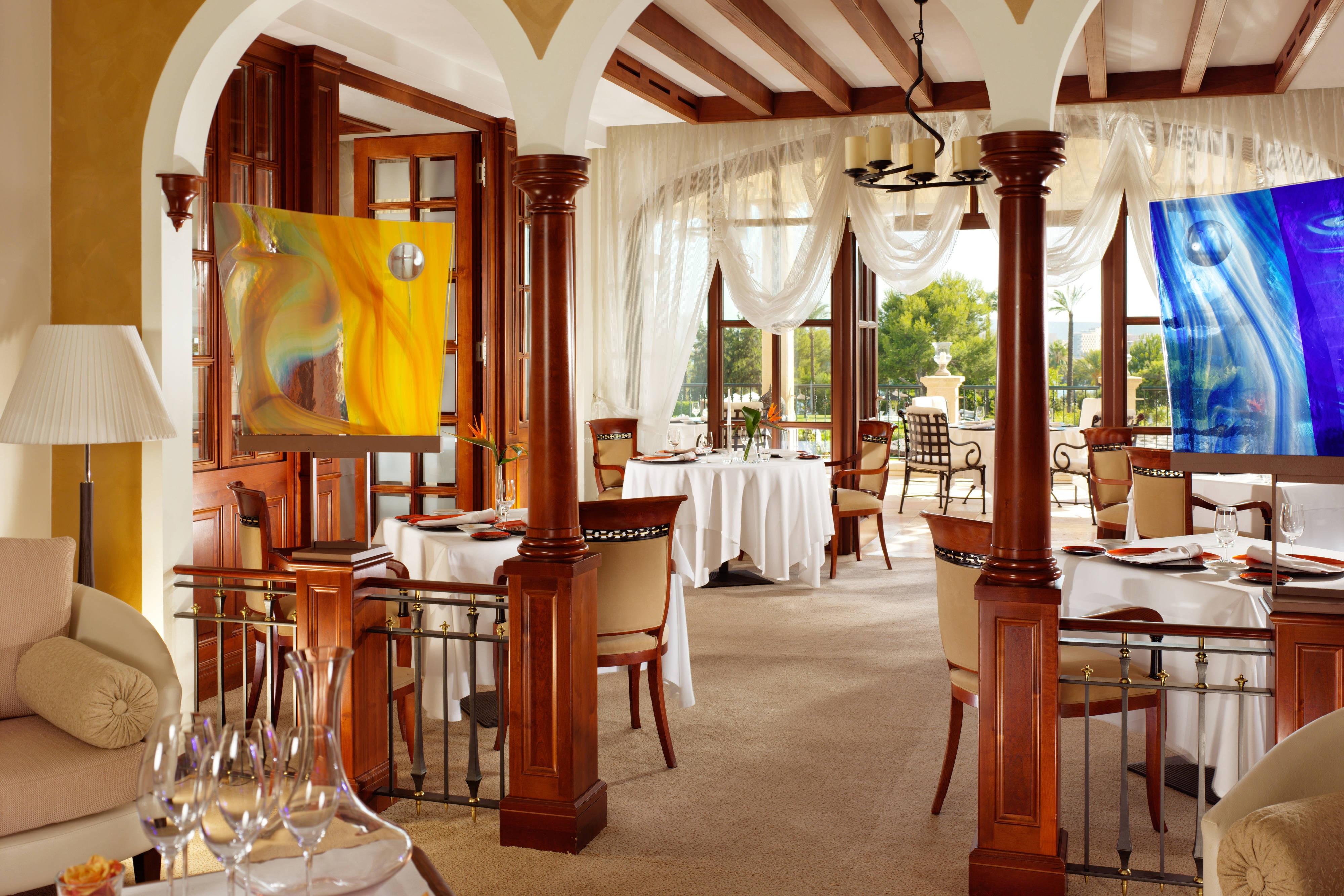 Restaurant Es Fum - Interior