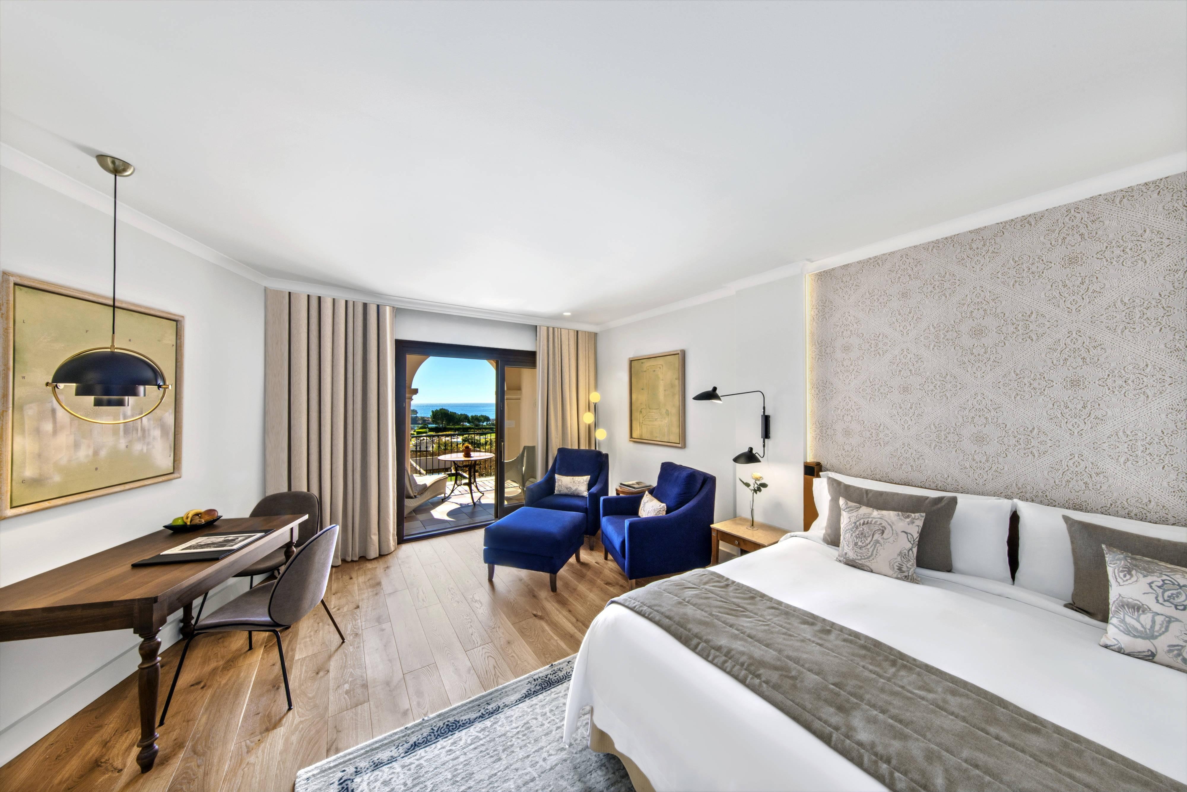 Guest Room - View