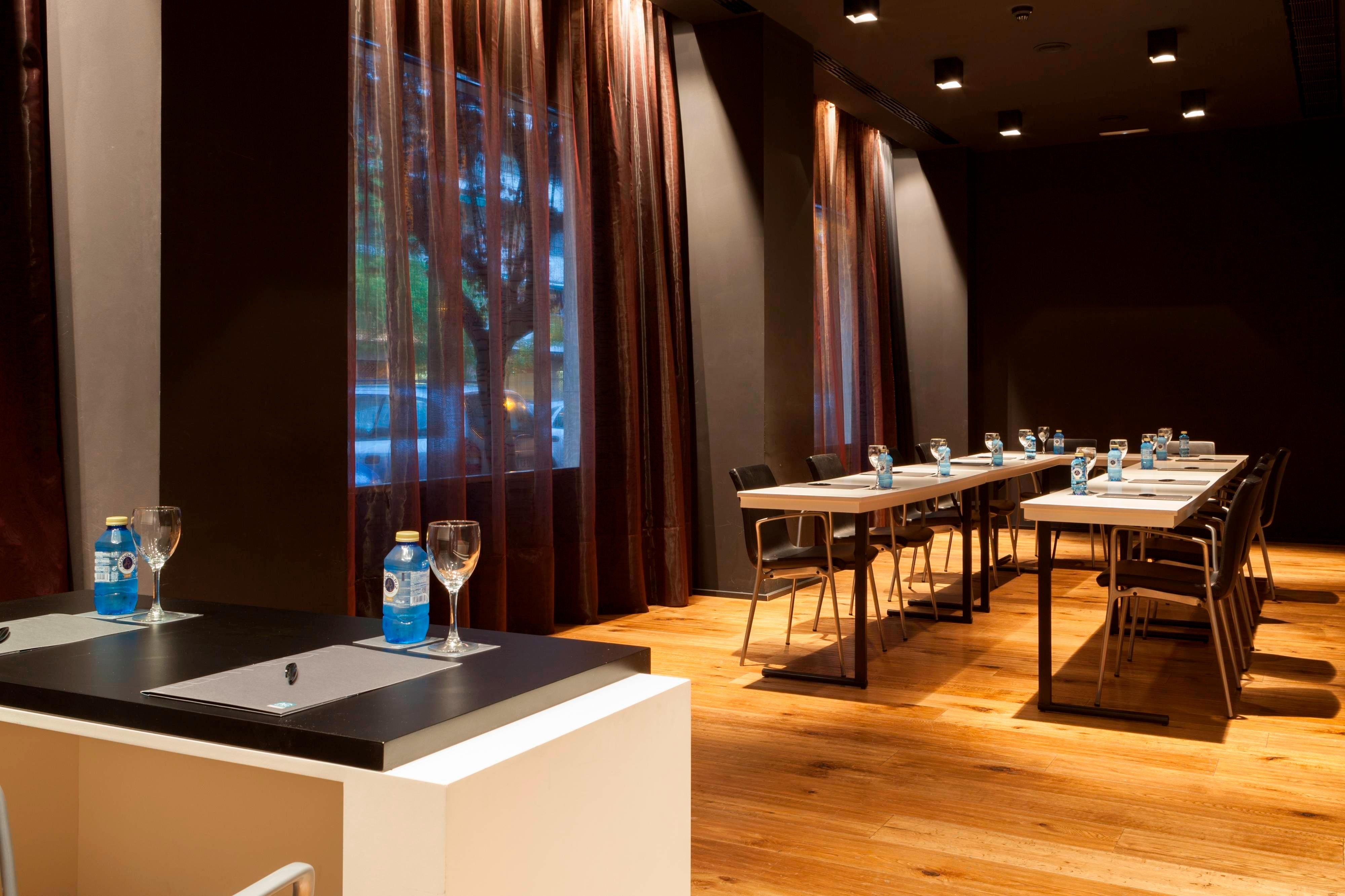 meeting rooms in Pamplona hotel
