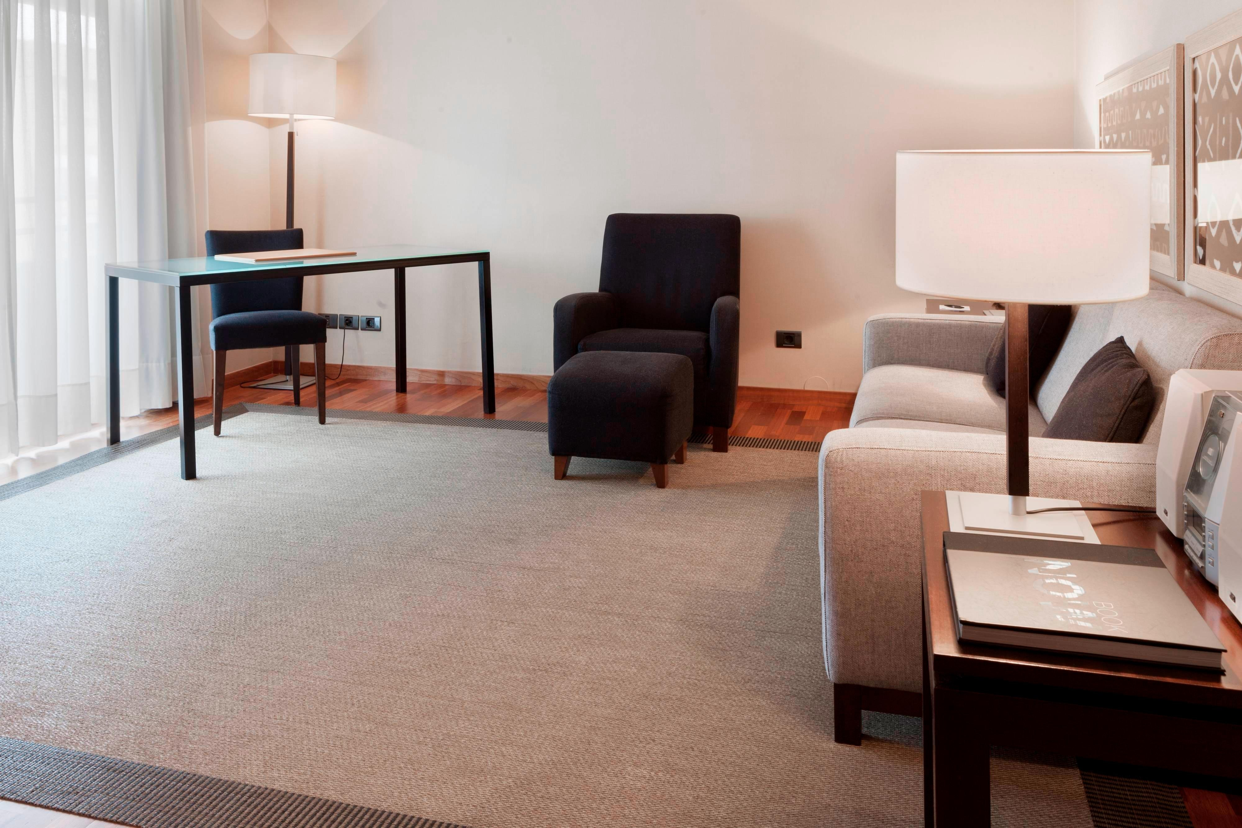 Suite rooms in pamplona
