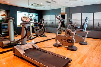 Hotel with Fitness center