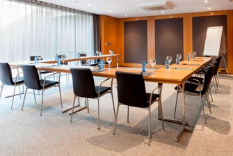 Hotel with meeting rooms