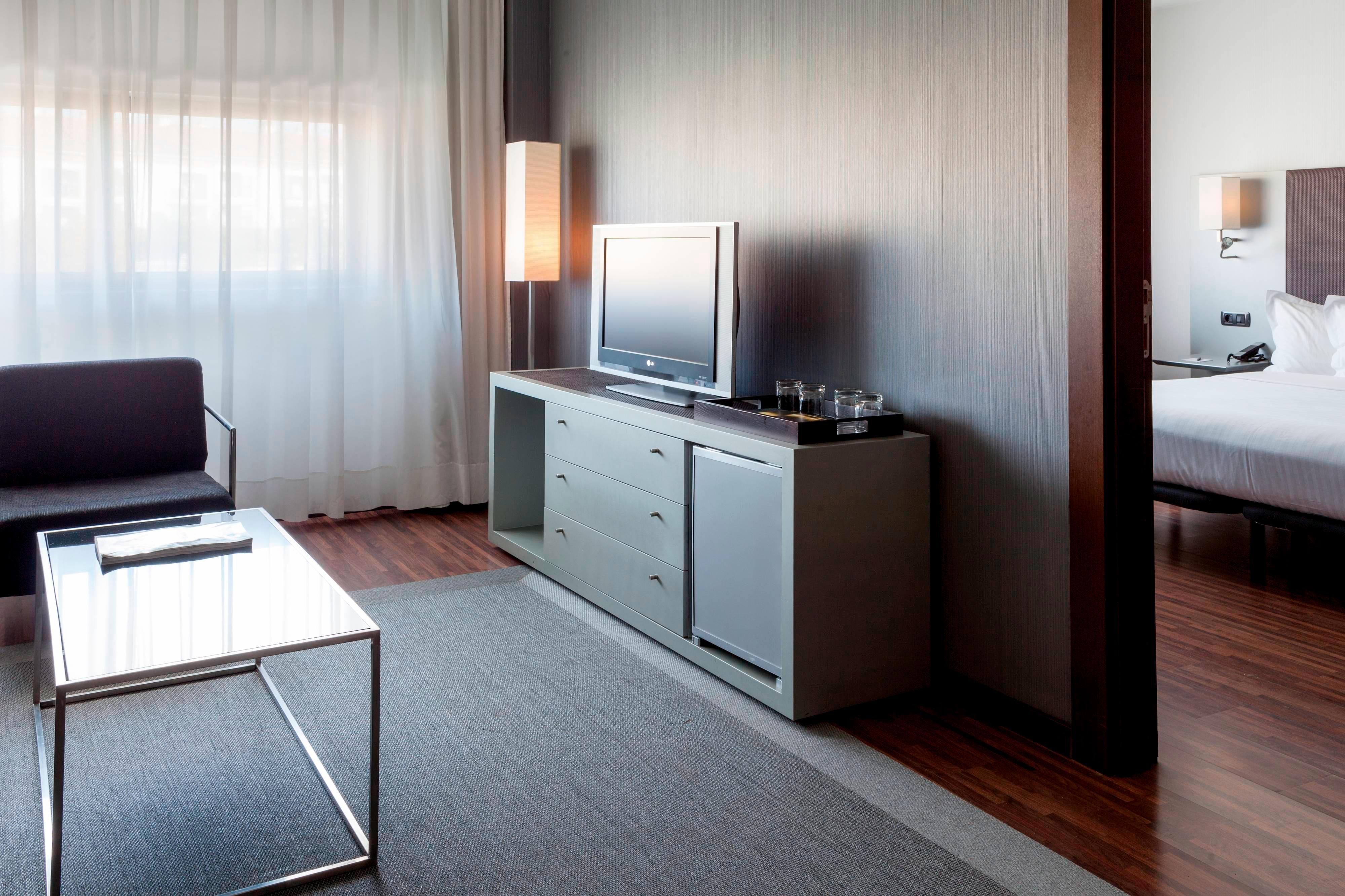 Hotel en Zizur Mayor con suites Junior