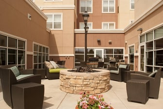 residence inn stillwater outdoor patio