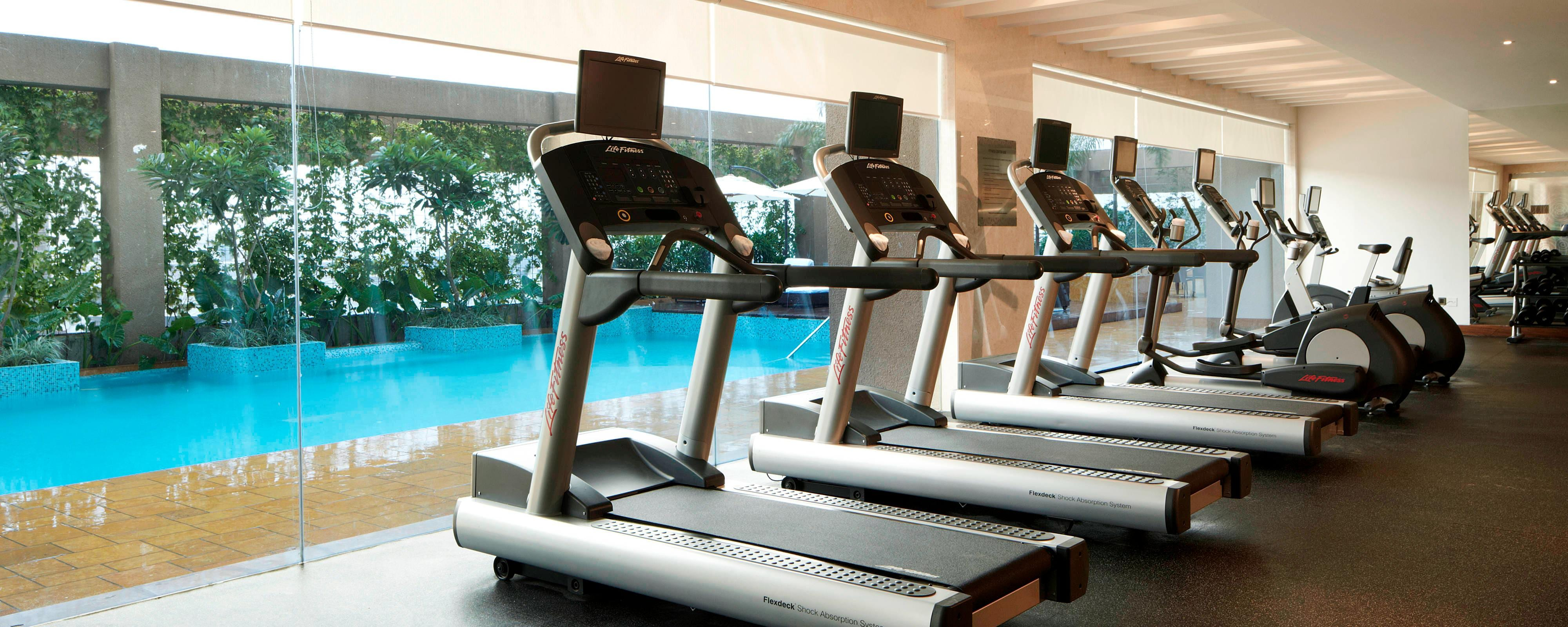 Chakan hotel with fitness centre and pool courtyard pune chakan