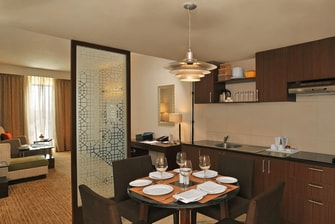 One-Bedroom Apartment - Kitchenette