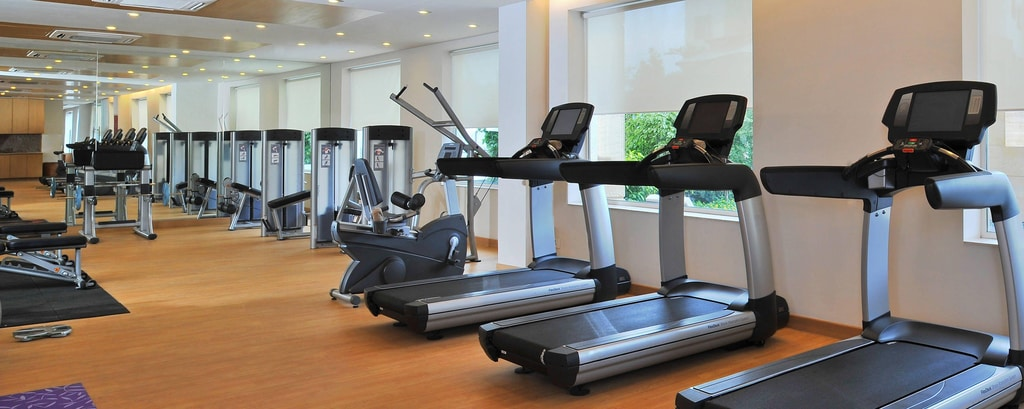 Hotel gym & recreation four points by sheraton hotel & serviced