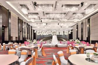 JW Marriott Hotel Pune Grand Ballroom