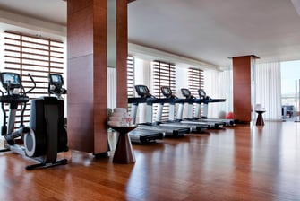 pune india hotel fitness centre