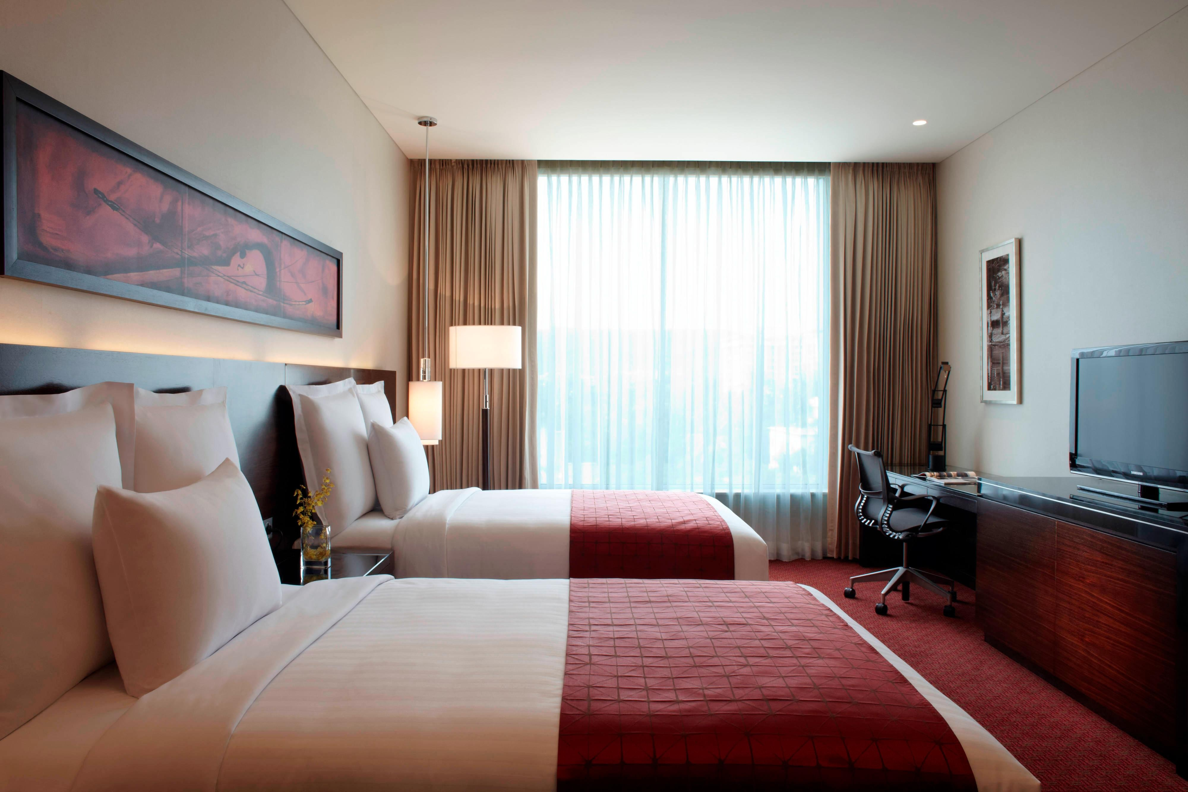 5 Star Luxury Hotel In Pune India Business Hotel Jw