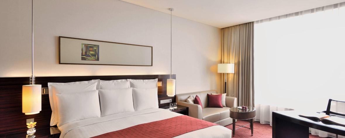 Chambres d'hôtel du JW Marriott Hotel Pune, chambres d'hôtel à Pune