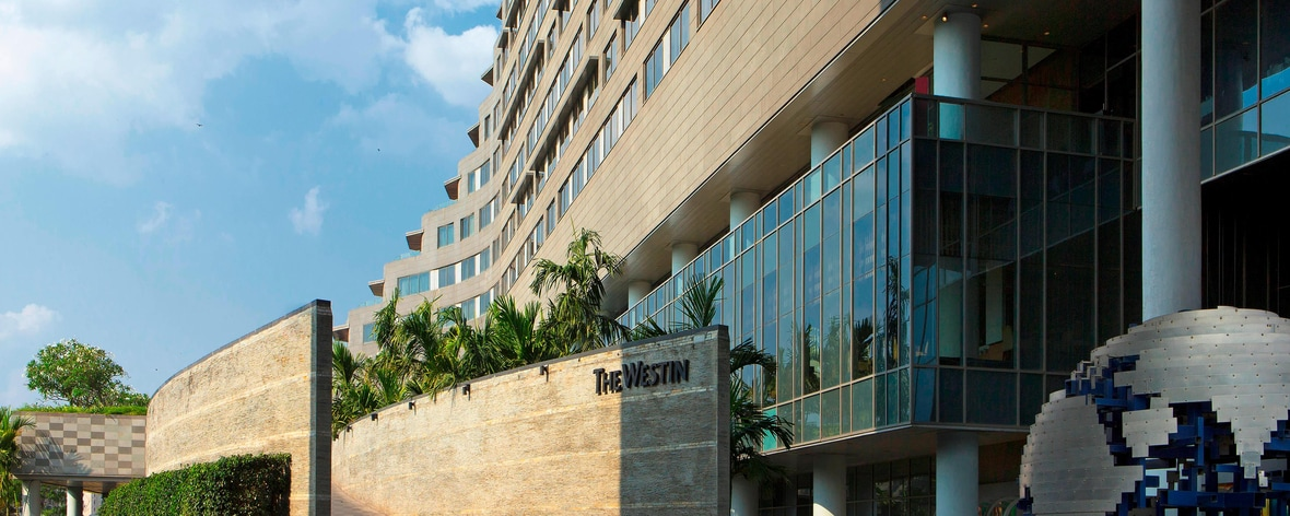 5-Star Hotel in Koregaon Park, Pune | The Westin Pune Koregaon Park