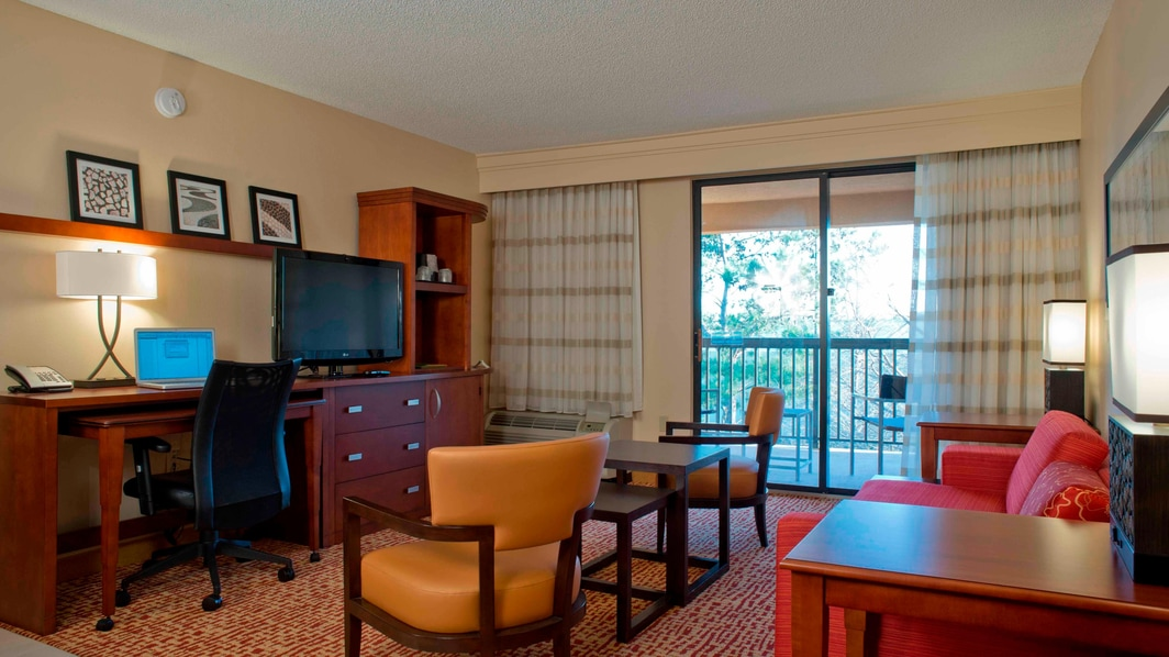 Suite King del Courtyard Gulf Shores