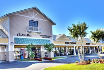 shopping in Orange Beach Alabama