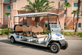 Golf Cart Shuttle