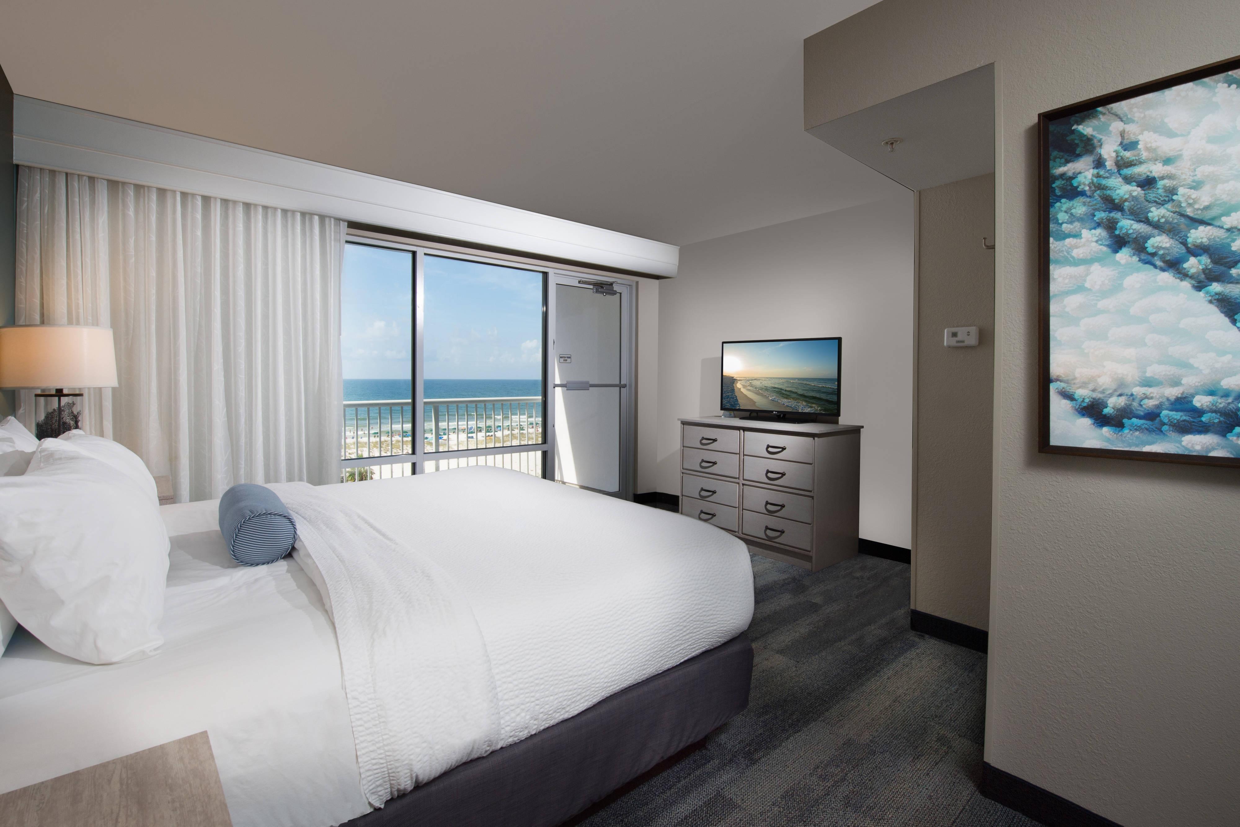 Hotel suite in Pensacola FL