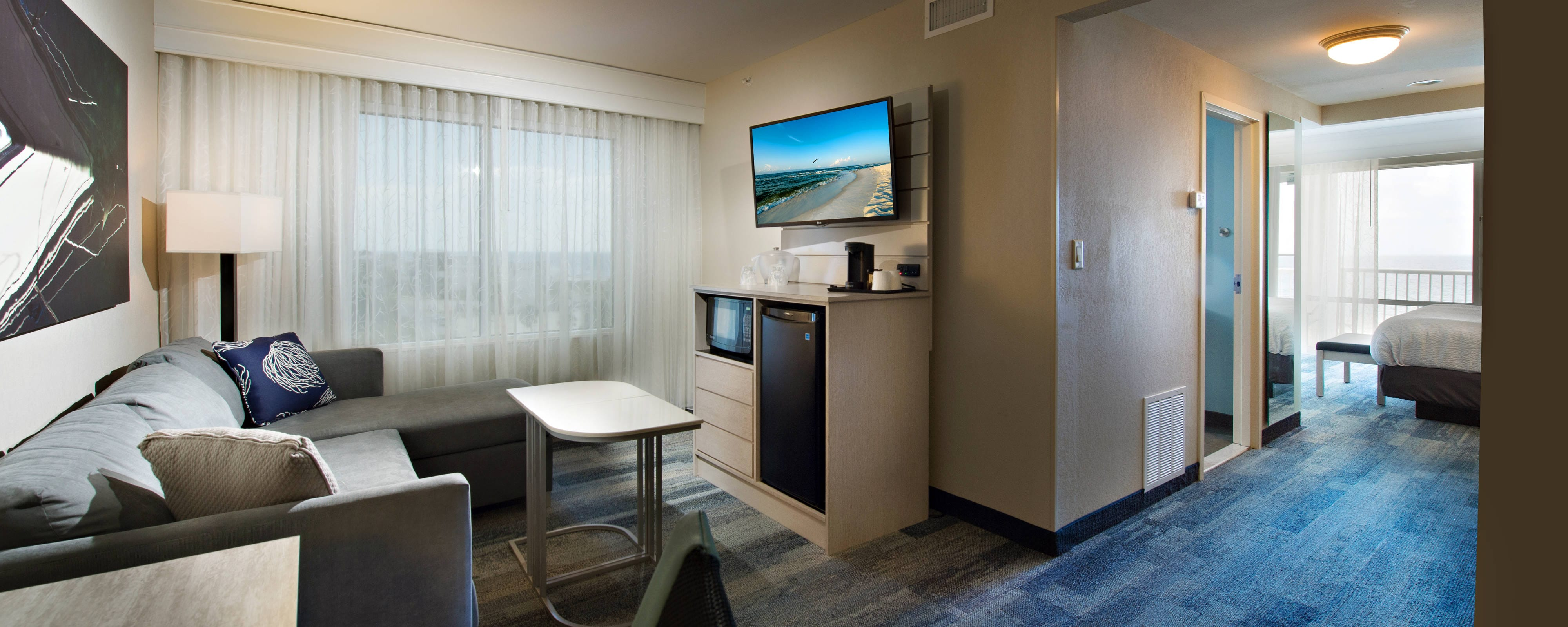 Hotelsuite in Pensacola Beach