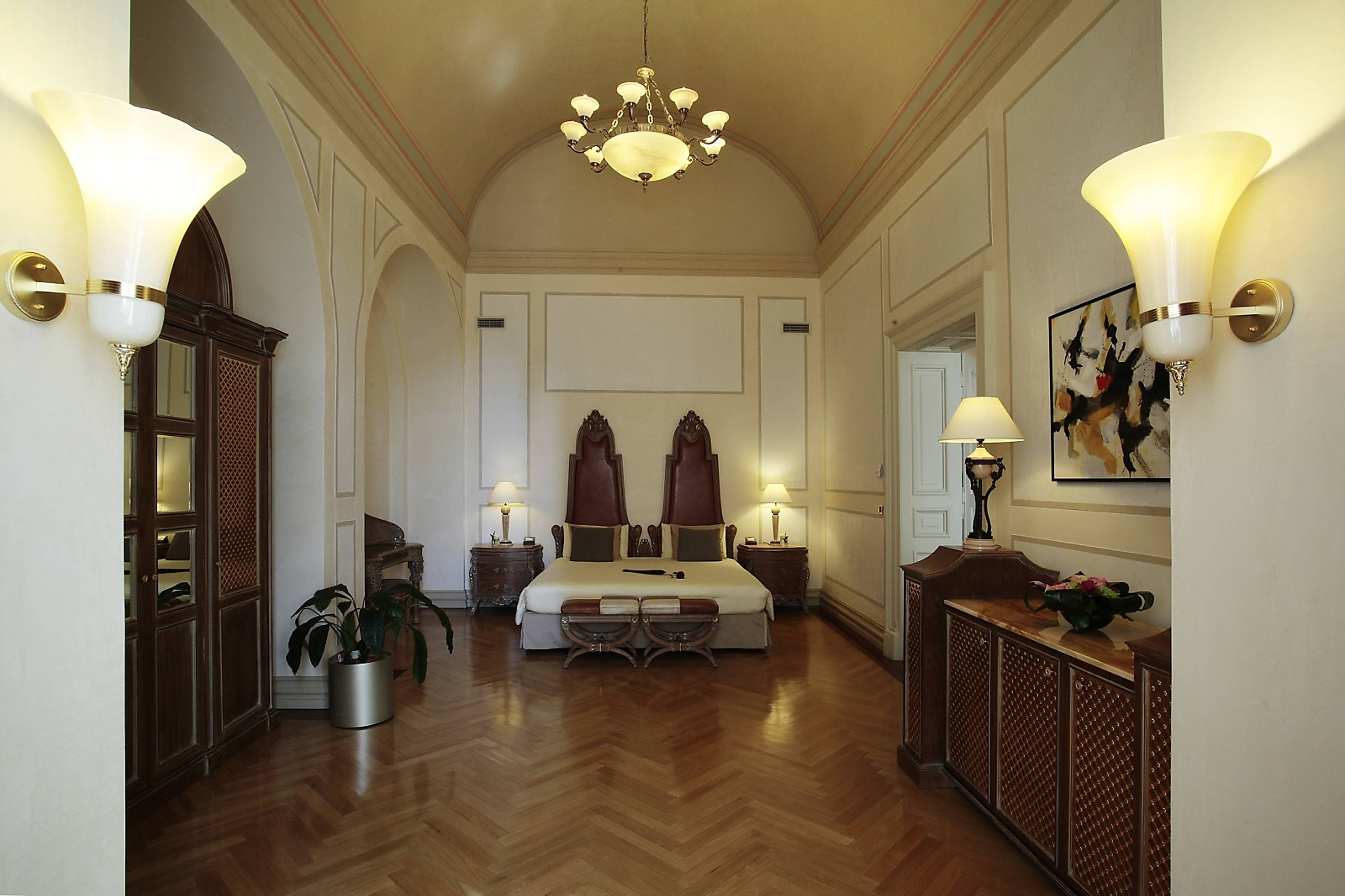 Presidential Suite Boscolo Prague hotel