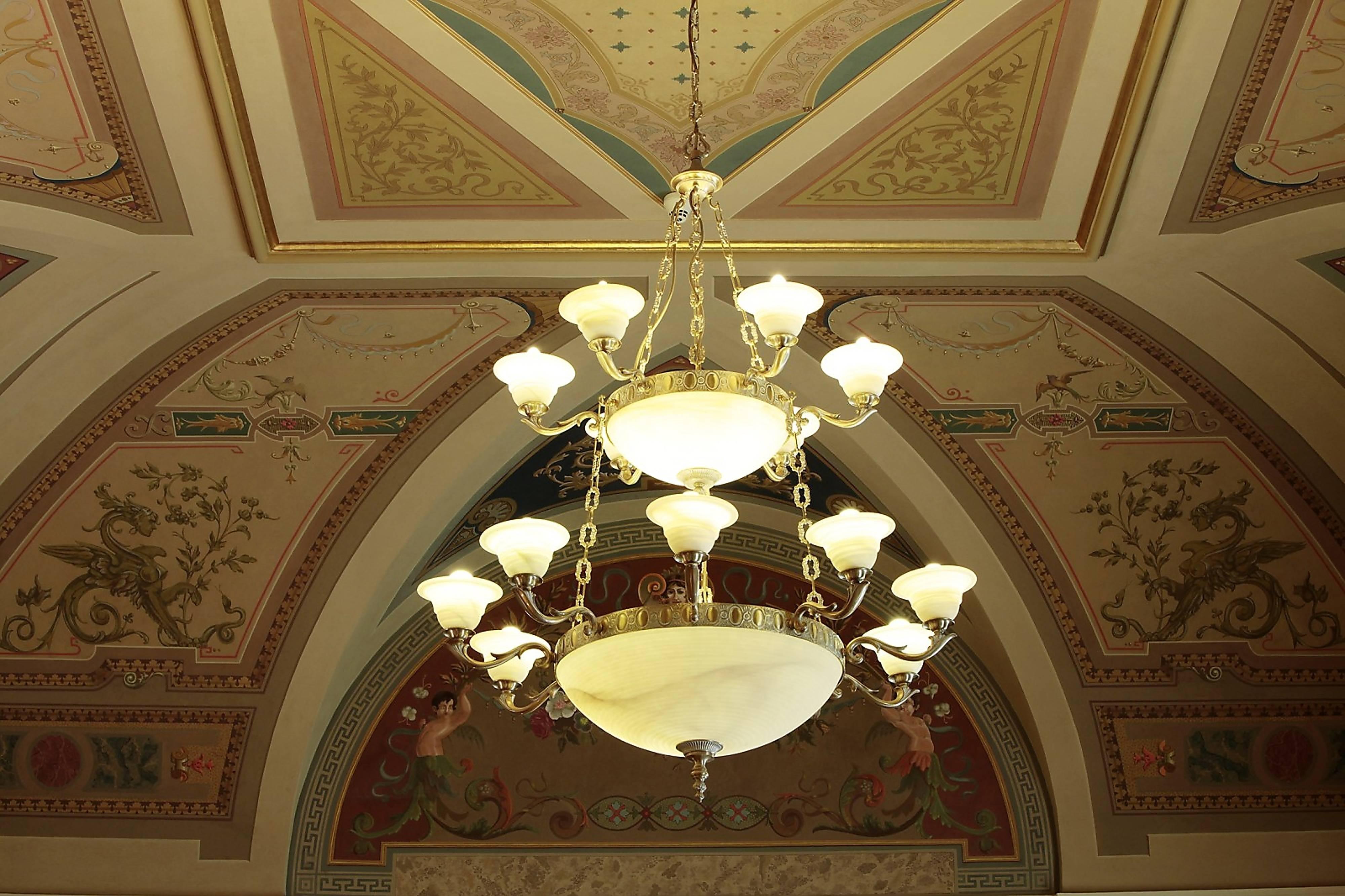 Presidential Suite Boscolo Prague hotel