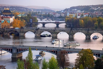 Charles Bridge, Prague bridges