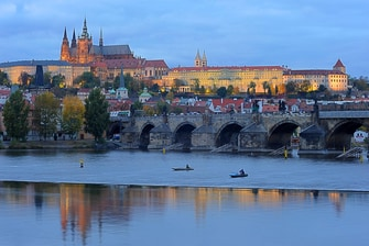 Most famous landmark, Prague Castle