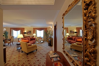 Prague Marriott hotel, Presidential Suite