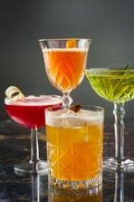 Augustinian Angels Cocktails