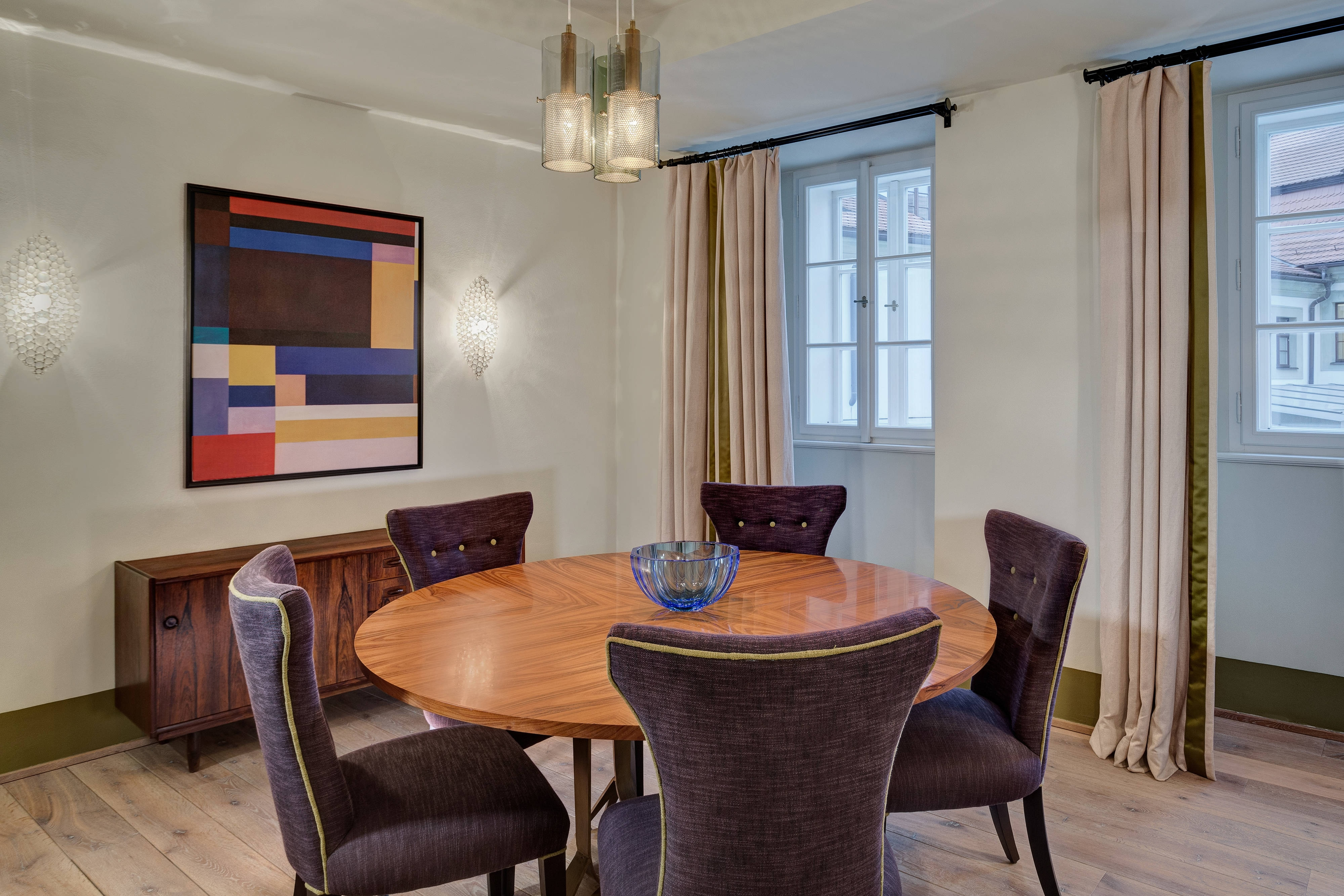Moser Suite - Dining Room
