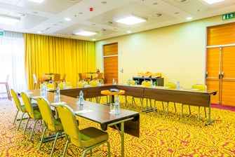 Meeting room in Pilsen hotel